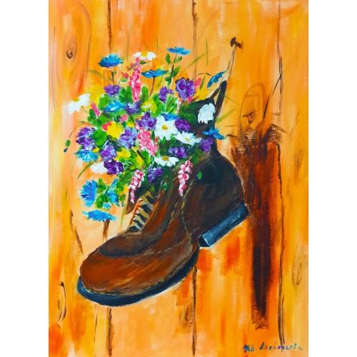 Пролетна обувка